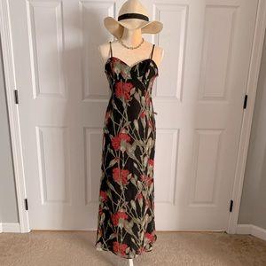 Vintage Papell Boutique Evening Dress